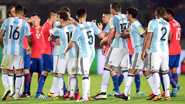 L'Argentine prend sa revanche, l'Equateur cale