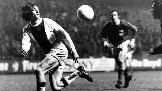 En 1971, Marseille découvre Cruyff, le public français ne l'oubliera jamais