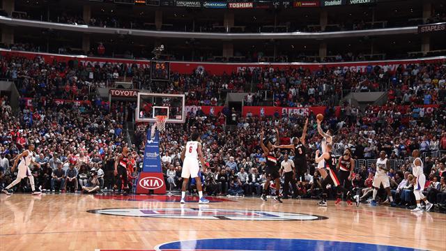 J.J. Redick au buzzer, les Knicks volent : le Top 5 de la nuit