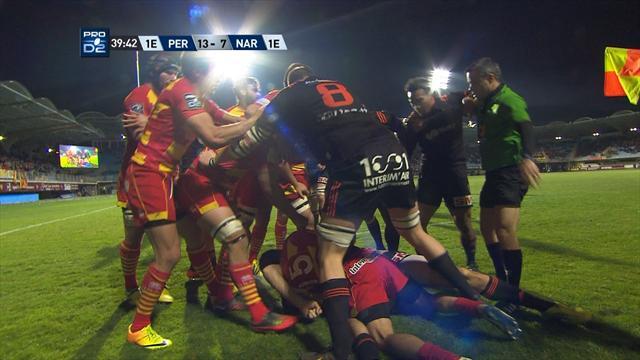 Rugby: Streithähne sind kaum zu trennen