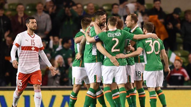 La Suisse s'égare en Irlande, le Portugal se perd à la maison