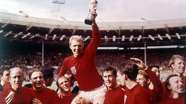 1966-2016 : déjà 50 ans de disette pour l'Angleterre
