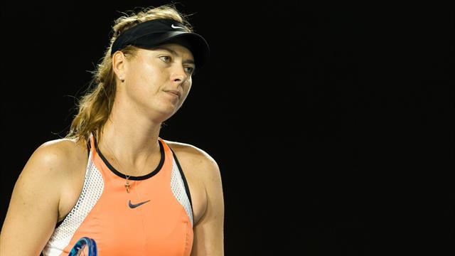 «Маша держится достойно». Вице-президент федерации тенниса объясняет про Шарапову