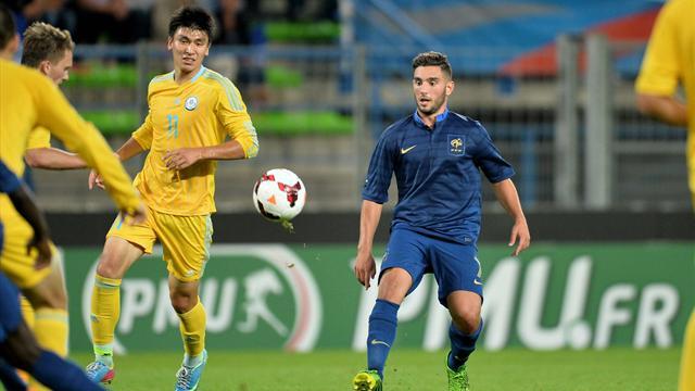 Сборная Казахстана уступила Кипру вдебютном матче Бородюка