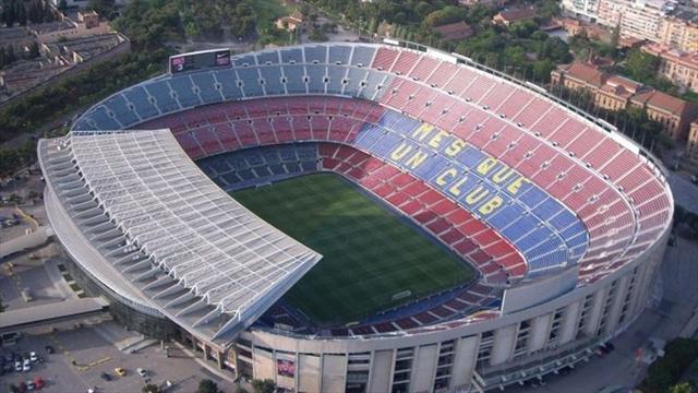 Camp Nou'da ilk kez futbol oynanmayacak