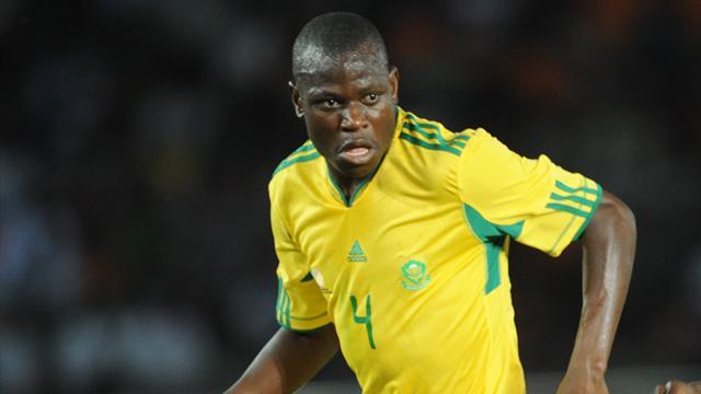 Güney Afrikalı futbolcudan Beckham'ı kıskandıracak gol