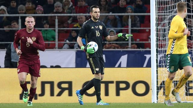 Гилерме вызван в сборную России из-за травмы Крицюка