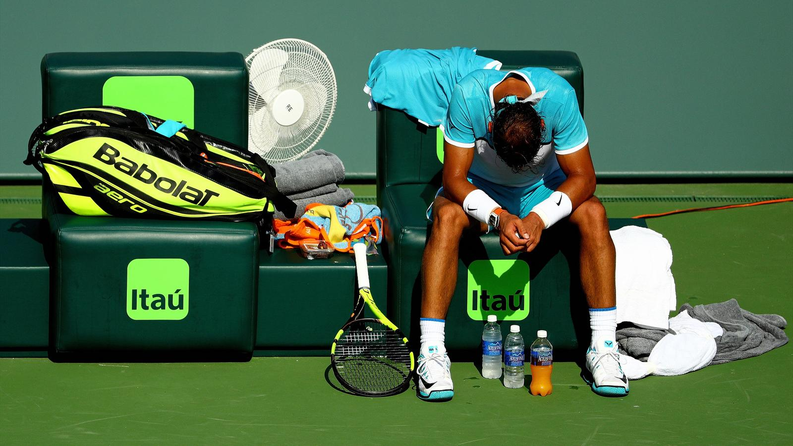 Rafael Nadal Retires From Match For First Time In Six Years In Miami Eurosport