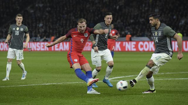 Un bijou de Kane, un chef d'oeuvre de Vardy : l'Angleterre a mis deux buts de folie pour revenir