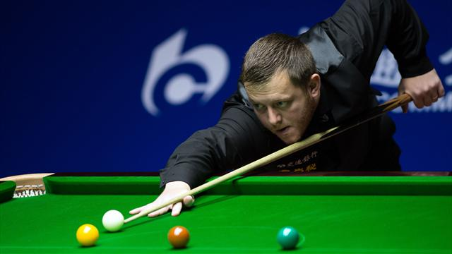 Allen edges out Selby to set up O'Sullivan semi-final