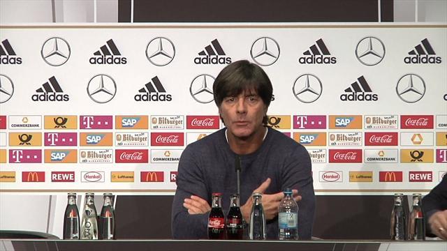 """Löw : """"Même à 2-0, on ne contrôlait pas le jeu"""""""