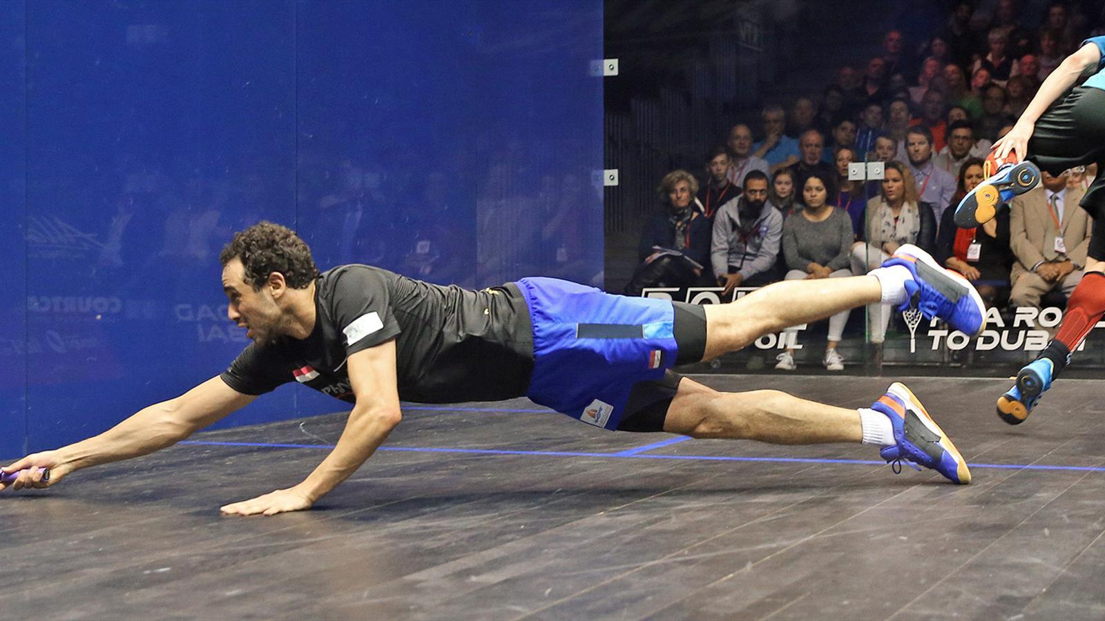 ramy ashour leads egyptian quartet into finals of squash u0026 39 s