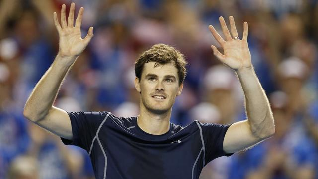 Jamie Murray becomes first British man ranked no.1 in world