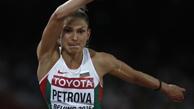 La vice-championne d'Europe de triple saut contrôlée positive au meldonium