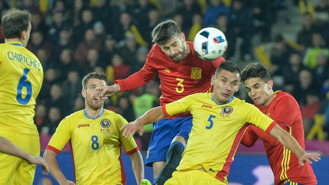 1f9133de1b2 Romania hold Spain in friendly as Iker Casillas equals record -  International friendlies 2016 - Football - Eurosport UK