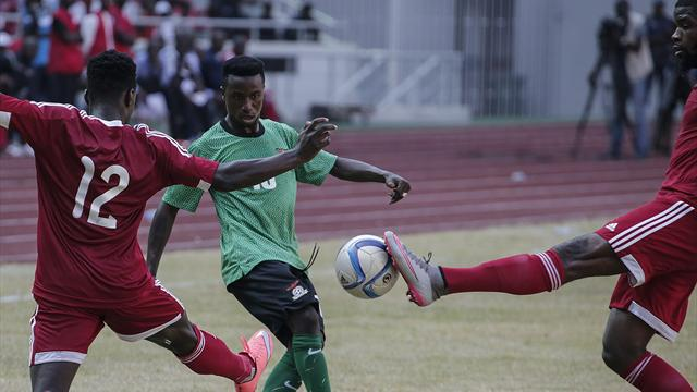 Round-up: Ghana held to a draw, Kenya fans riot after home defeat