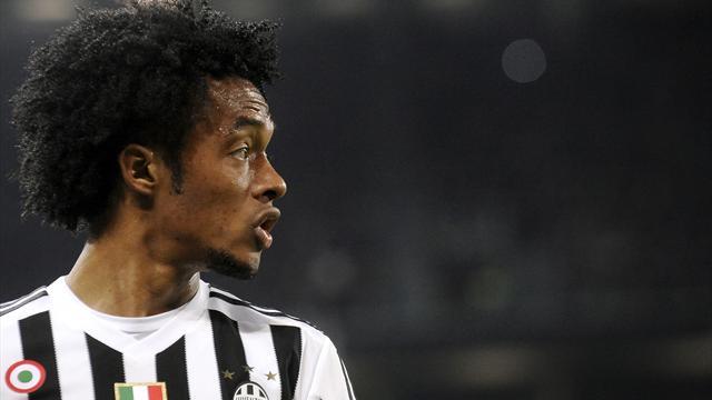 Cuadrado set for Juventus recall