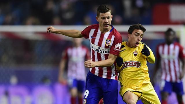 «Атлетико» остался без центральных защитников накануне матчей с «Барселоной» в ЛЧ