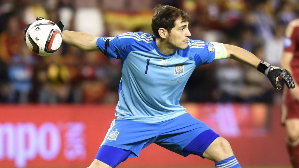 f0550dfd94e Iker Casillas  My retirement is getting closer - Football - Eurosport UK