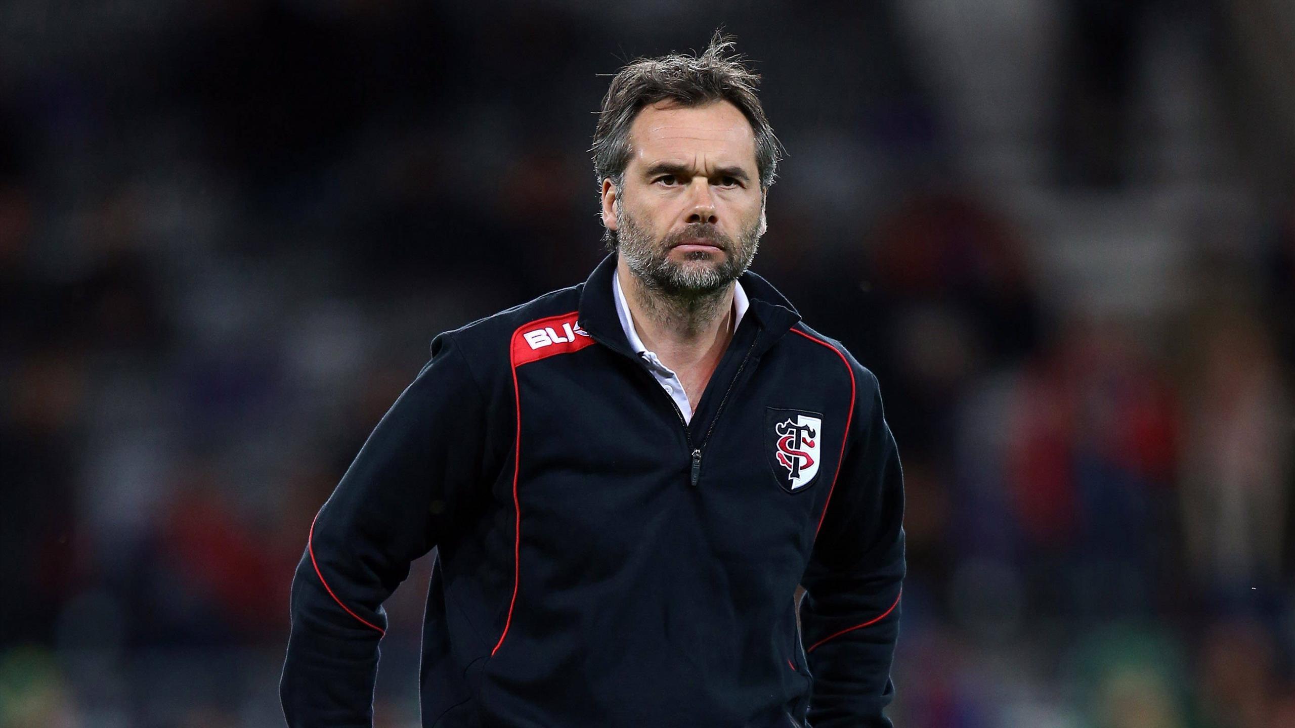 Ugo Mola, entraîneur en chef de Toulouse