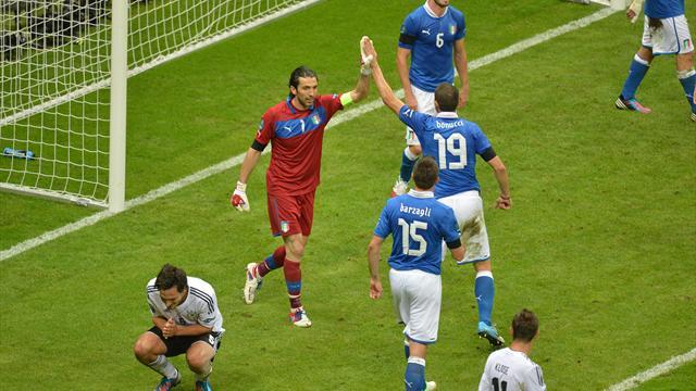 bilanz deutschland italien fussball