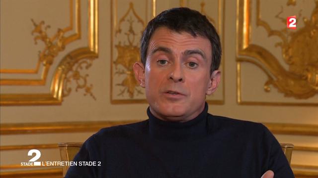 """Valls : """"Faire en sorte que la sécurité soit assurée dans les fan zones"""""""