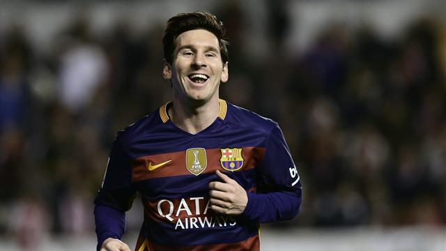 Pied gauche, tête, main : les 500 buts de Messi à la loupe