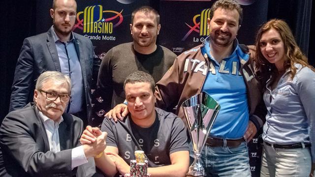 omar lakhdari remporte le texapoker series 1000 de la grande motte poker eurosport. Black Bedroom Furniture Sets. Home Design Ideas