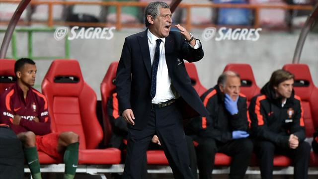 """Fernando Santos : """"Le football n'a pas peur"""""""