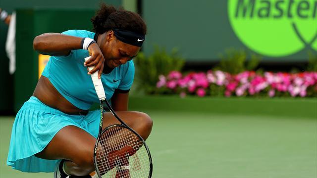 Kuznetsova met fin au règne floridien de Serena