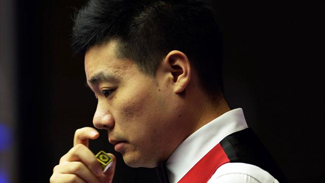 Ding Junhui tops TV ratings in China and says he has 100m snooker fans backing world title bid