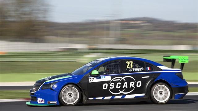 Filippi to start WTCC Opening Race in China from pole