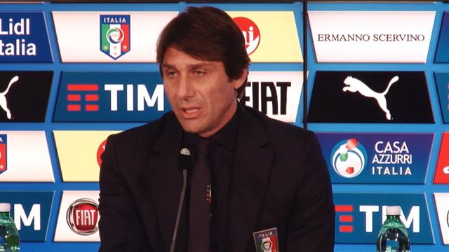 """Conte : """"Je veux entraîner des joueurs au quotidien"""""""