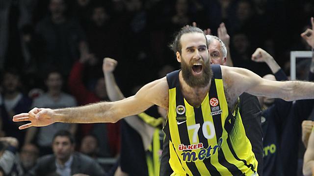 Provaci ancora Datome: il suo Fenerbahce è in finale con l'Olympiacos