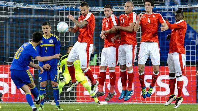 Le top 5 des buts des matches amicaux : Pjanic en vedette