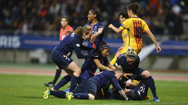 A Barcelone, les filles du PSG veulent venger les garçons