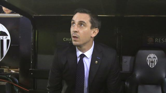 Gary Neville rules out a return to coaching