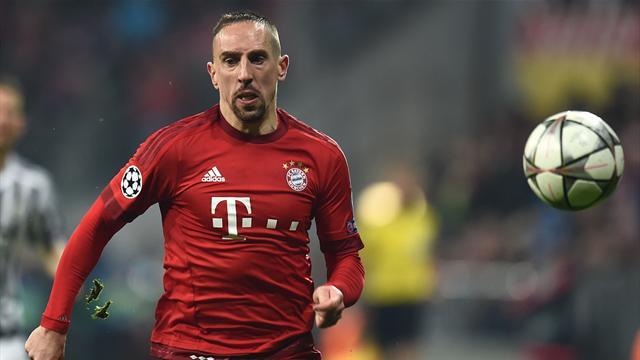 Ribéry : «Je ne suis plus tout jeune, mais j'ai toujours faim»