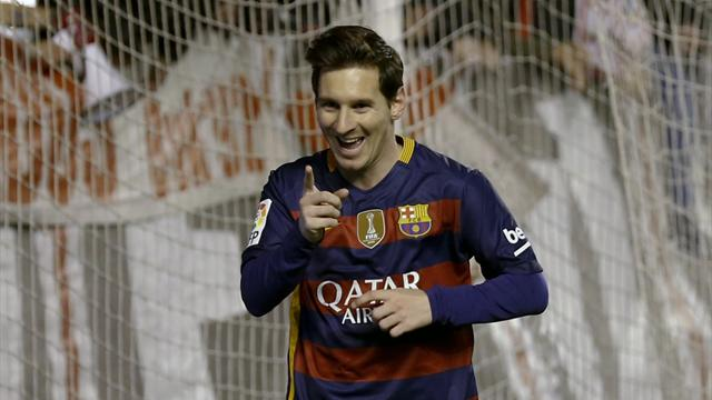 Lionel Messi: It would be nice to score 500th career goal in El Clasico