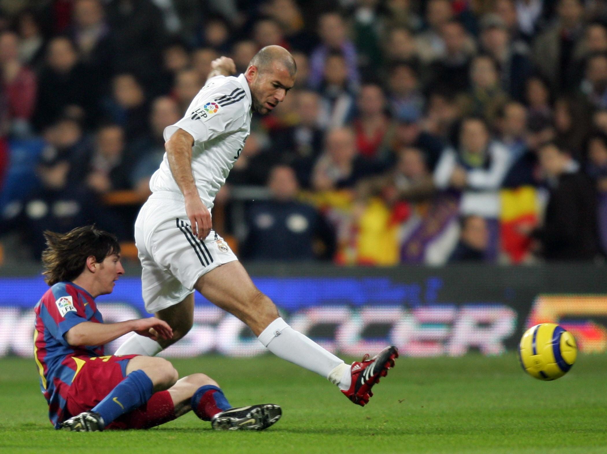 Зидан комментирует возможный переход Неймара в Реал