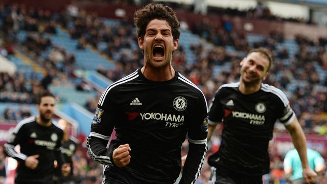 Une belle première pour Pato, un doublé de Pedro : Chelsea s'est promené