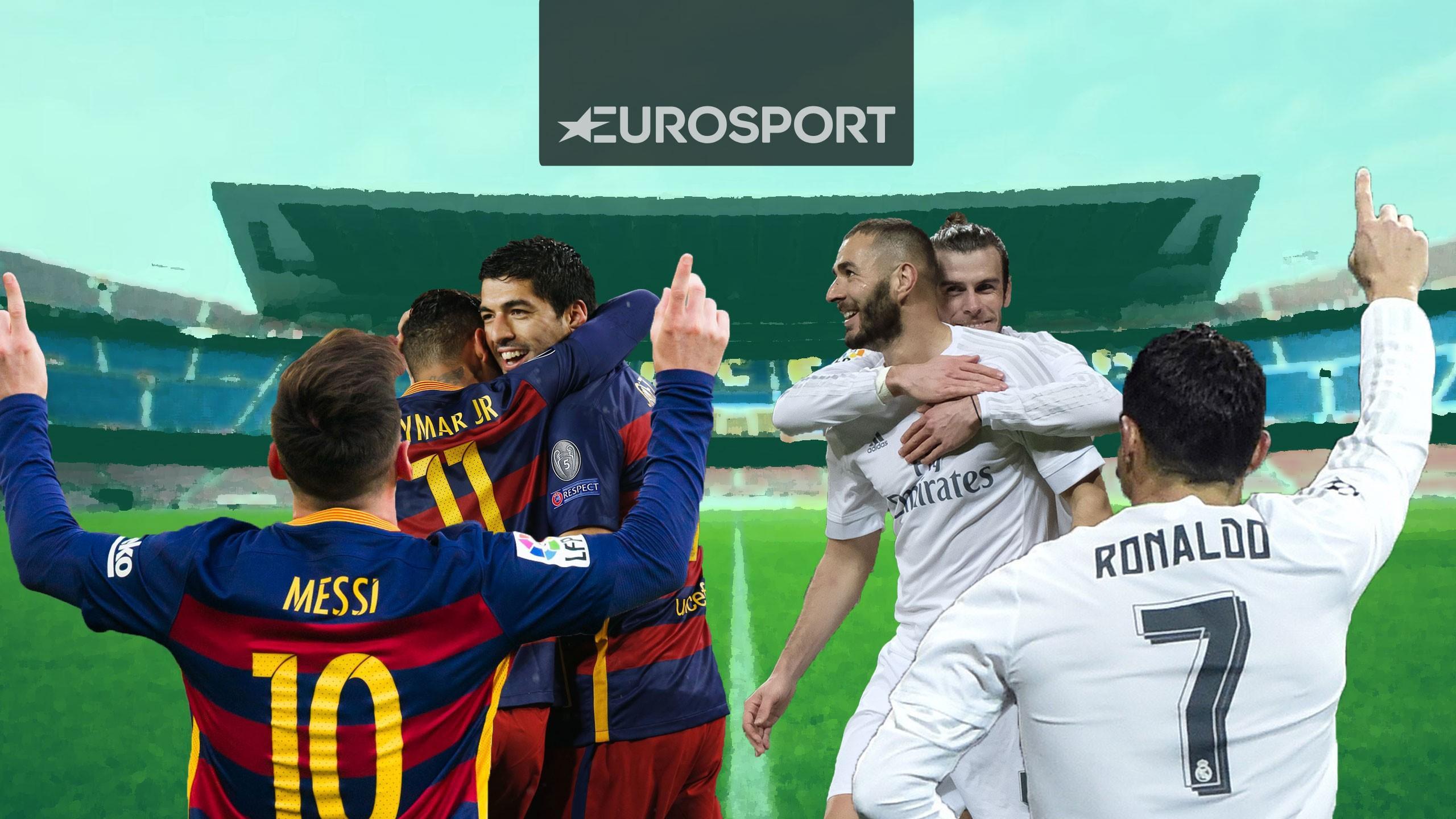 Криштиану Роналду («Реал Мадрид»), Лионель Месси («Барселона»)