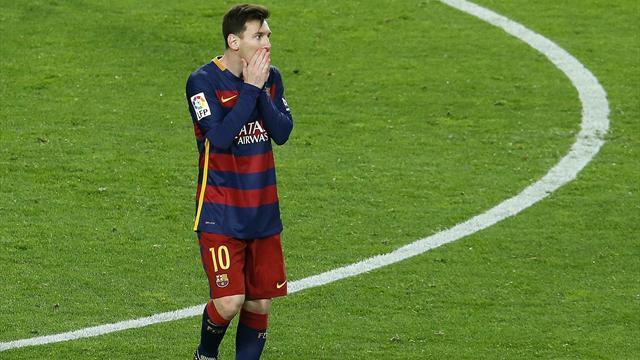 Les notes du Barça : La MSN n'y était pas, Rakitic est sorti trop tôt