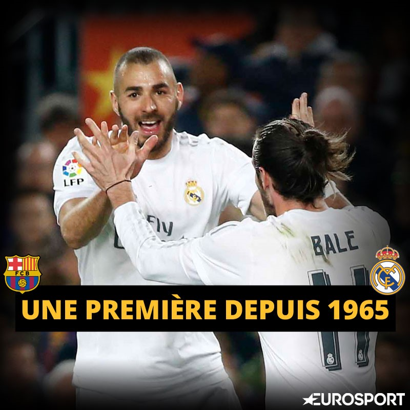 Barcelona 1 2 Real Madrid Vintage Ronaldo Silences The: Le Real Madrid S'impose à Barcelone (1-2), Deux Buts