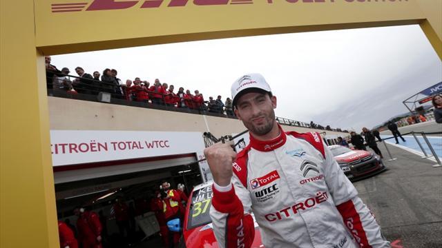 Лопес выиграл квалификацию в Шанхае