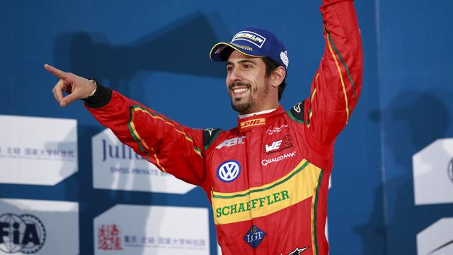 Di Grassi boosts title bid with victory