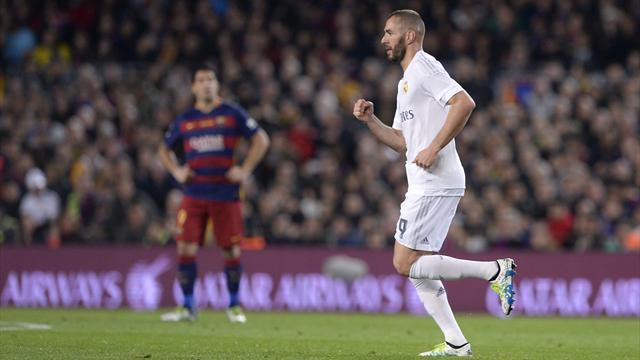 Boudé par les Français, flamboyant à Barcelone : Benzema a vécu une étrange semaine