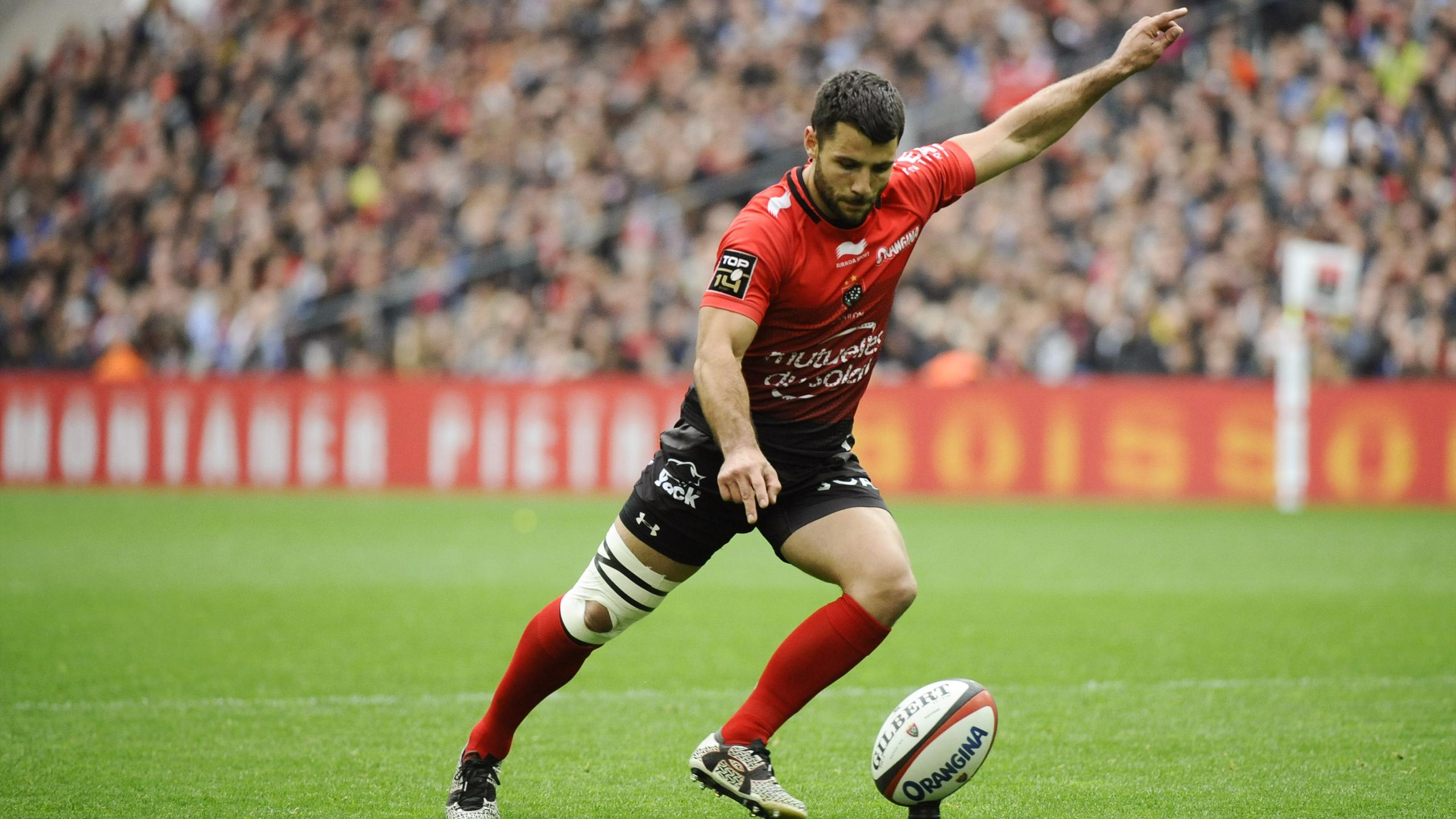 Jonathan Pélissié (Toulon) - 3 avril 2016