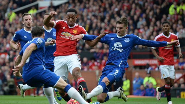 Everton – Manchester United EN DIRECT