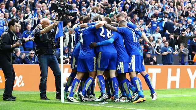 De la fessée contre Arsenal au but libérateur d'Hazard : le titre de Leicester en 5 dates